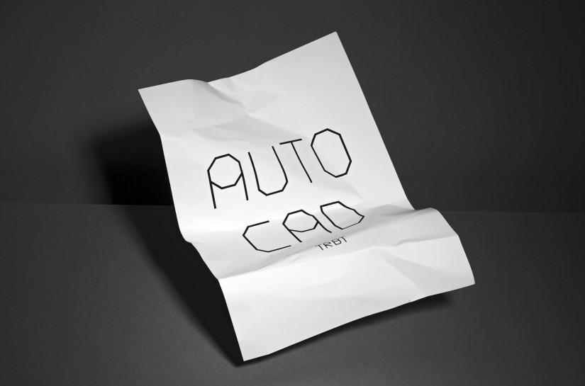 AUTOCAD TRBT FONT